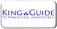 King Guide to Parenteral Admixtures