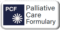 Palliative Care Forumulary