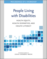 People living with disabilities