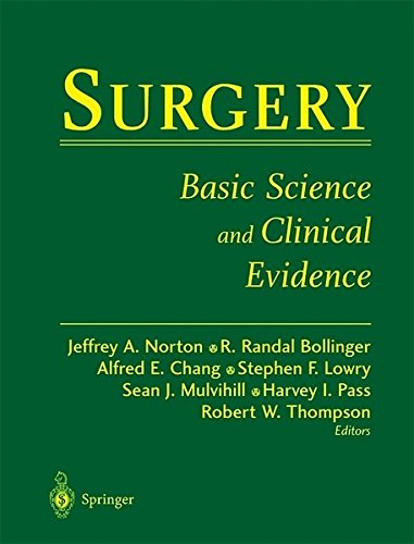 Surgery: basic science and clinical evidence